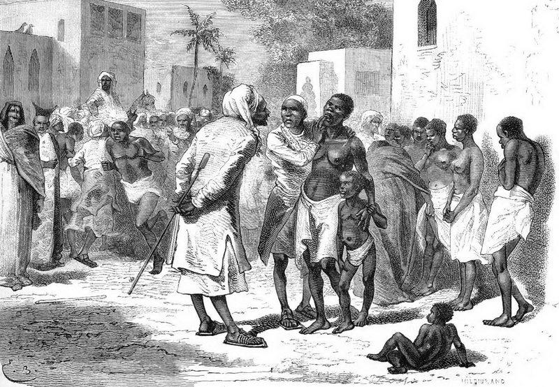 Traite transsaharienne des esclaves