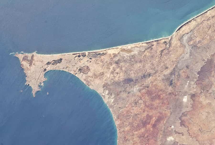 La presqu'île du Cap-Vert
