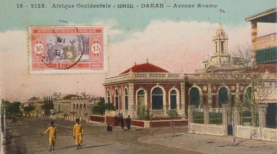 Histoire de Dakar
