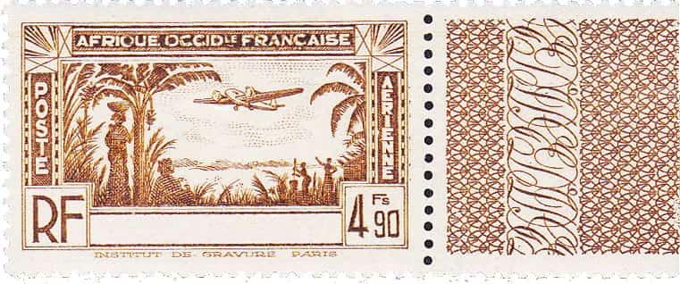 Timbres du Sénégal