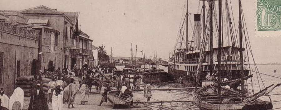 Histoire de Saint-Louis du Sénégal