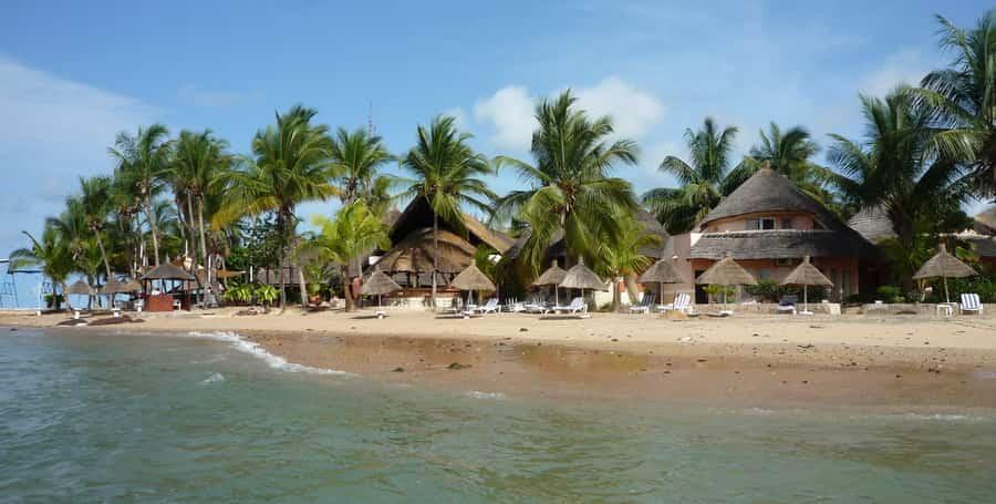 Saly, station balnéaire de la Petite Côte du Sénégal