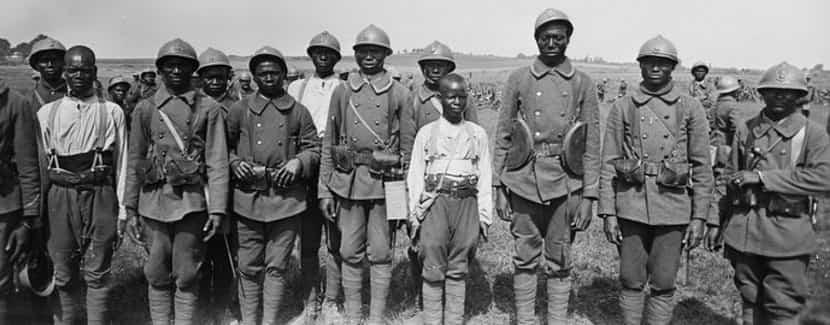 Les Tirailleurs Sénégalais
