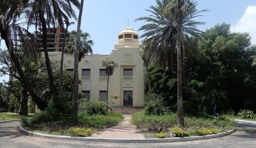 Musée Théodore-Monod d'Art africain, ex-musée de l'Institut Fondamental d'Afrique Noire (IFAN)