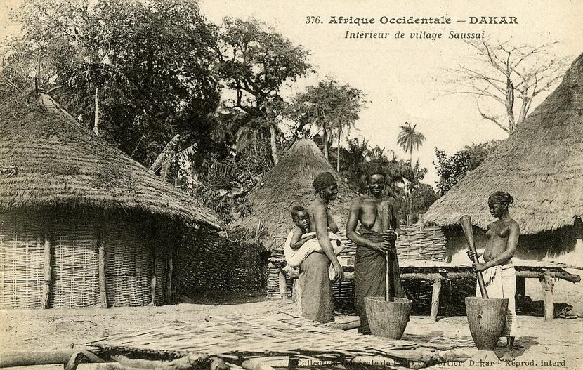 Villes et villages du Sénégal