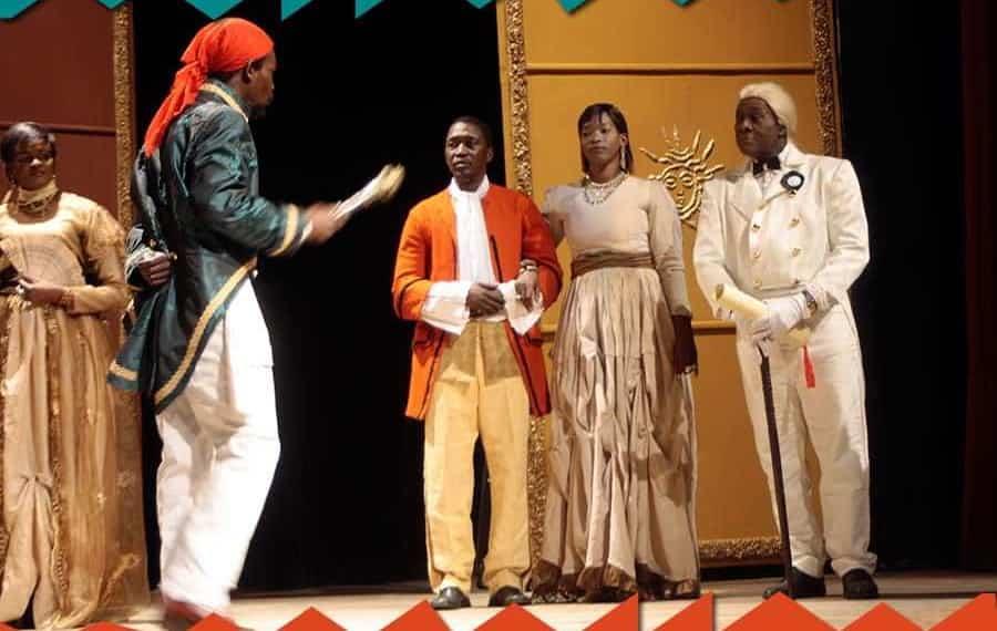 Le Théâtre au Sénégal