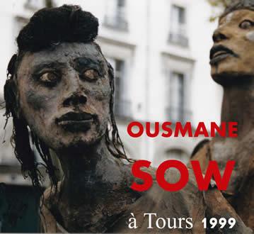 Ousmane Sow à Tours