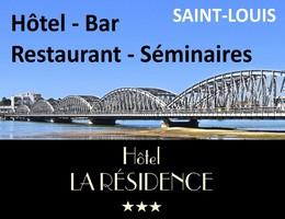 Hôtel La Résidence Saint-Louis Sénégal