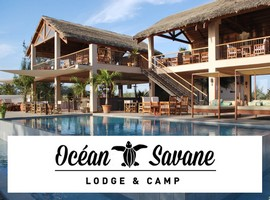 Ocean et Savane hotel campement saint loui s senegal