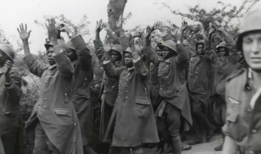 Tirailleurs Sénégalais : le massacre de Chasselay