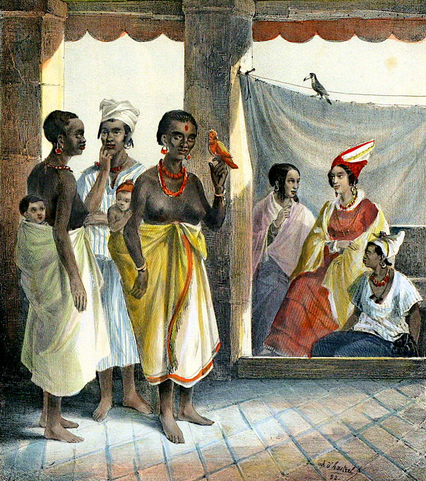 Gorée sans les esclaves