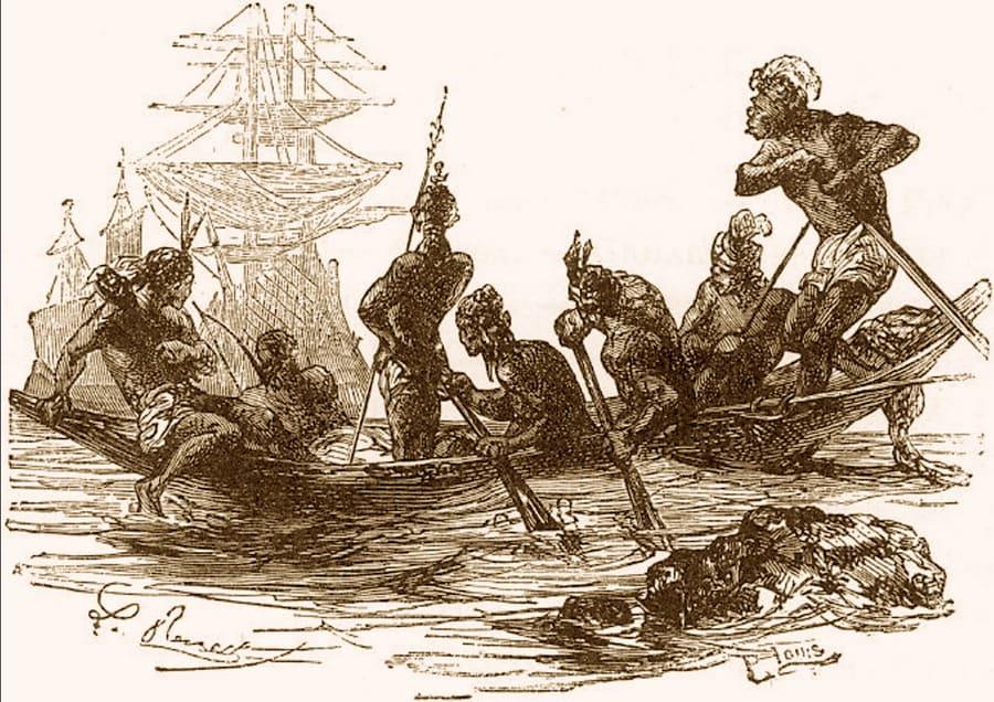 Le Sénégal de l'esclavage et de la traite