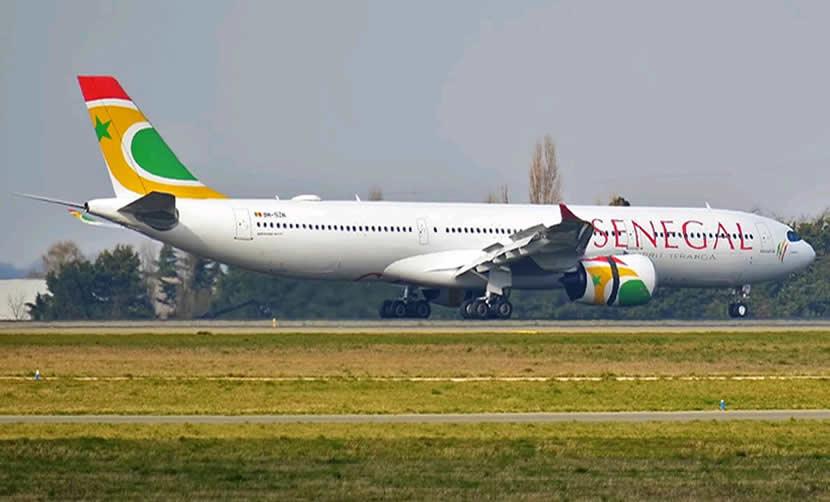 Air Sénégal a reçu son permis du Département américain