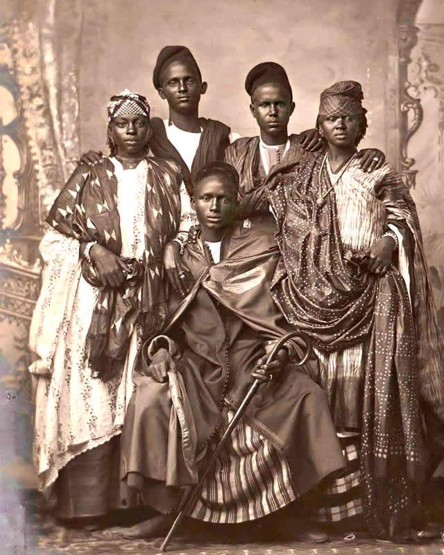 Ethnies au Sénégal